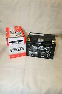 Brand New Genuine Honda Yuasa YTZ12S Top Quality High Performance Battery