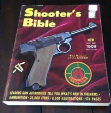 Shooter's Bible No. 60, 1969 Edition