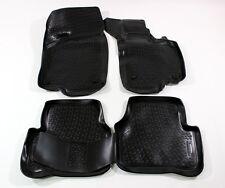 UKRMVW303 Waterproof 3D rubber car mats VW PASSAT B6  2005-2011  4pcs set