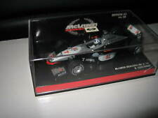 MINICHAMPS 1.43 F1 McLAREN MERCEDES MP4/13 DAVID COULTHARD #7  CRACKED CASE