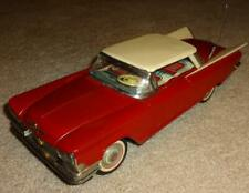 "Vintage 1959 Buick Electra Tin Friction 11"" Car, Japan, Ichiko ? Very Clean!"