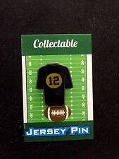 Green Bay Packers Aaron Rodgers lapel pin-Throwback ACME-Collectable/Gift
