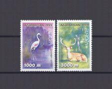 AZERBAIJAN, EUROPA CEPT 1999, NATIONAL PARKS, MNH