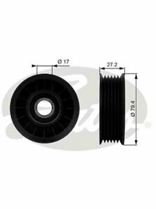 Gates DriveAlign Idler Pulley FOR CHEVROLET ASTRO (38009)