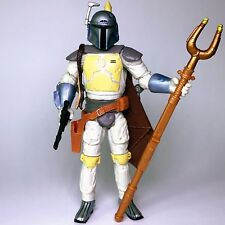 STAR WARS legacy collection BOBA FETT bounty hunter DROID FACTORY 2-packs RARE