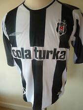 mens Besiktas shirt - size large great condition