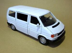 VW Bus T4 * 1:43 / H0 Metall-Modell * Schabak * Caravelle * Weiß