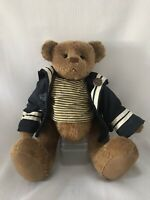 """Charlie Bears seb Sailor Rare Retired Fully Jointed 14"""" Limited Edition Bear"""