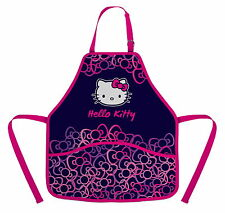 PP140 Hello Kitty Schürze Malschürze Bastelschürze Werkschürze Kinderschürze ´15