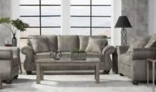 Sofa & Loveseat: Color: Goliath Mica - BRAND NEW