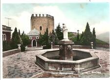 MONTE S. GIOVANNI CAMPANO  -  Torre Pentagonale - Sacrario - Fontana
