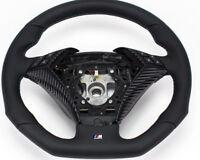 Aplati Multifonction Cuir Volant BMW 5 E60,E61 Volant LCI 6770075