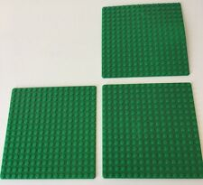 LEGO TOWN TRADITIONAL GREEN 8 x 24 STUD FLAT BUILDING BASEPLATE/_PART 3497