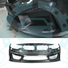 Carbon Fiber Front Bumper Kit For BMW F80 M3 F82 F83 M4 2014-2017 ab435