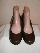 Dansko Brown Leasther Slip On  Shoe Size 40 (US 9.5-10 )