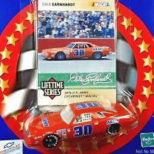 Dale Earnhardt #30 Army 1976 Chevy Malibu NASCAR Winners Circle 1:64 Diecast car