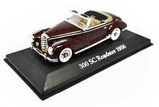 Voiture modèle réduit collection 1/43ème Mercedes SC Roadster 1956