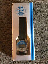 Nice Disney Summer Magic 1985 Mickey Mouse Lcd Quartz Watch New!