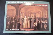 POCHETTE CARTES POSTALES DU VATICAN PRE TIMBRÉE 2007 - A COLLECTIONNER  !!!