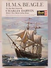 Revell H-328 H.M.S. Beagle The Ship Made Famous By C. Darwin Neu und eingetütet