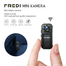 FREDI 1080P HD Mini Spy Camera Wifi Security Wireless IP Hidden Camera NEW