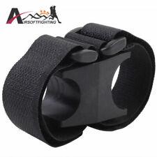 Zero Degree Flashlight Holder Bicycle Handbar Flashlight Scope Mount Tactical LE