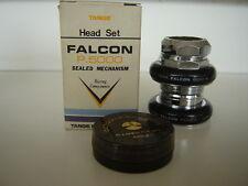 TANGE FALCON P.5000 S BLACK HEADSET - NOS - NIB