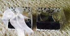 Kate Aspen Heart-shaped Salt & Pepper Shakers Wedding favors? Free Usa shipping