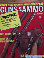 Guns & Ammo March 1968, Why Collect Colts?
