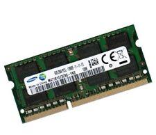 8gb ddr3l 1600 MHz RAM MEMORIA SAMSUNG SERIE 4 470r5e ATIV BOOK pc3l-12800s