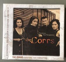 THE CORRS FORGIVEN NOT FORGOTTEN CD FRENCH BOX GOLDEN REWARD COLLECTOR LIMITED