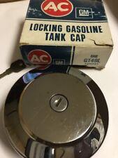 NOS AC GT49L Locking Gas Cap AMC Ford Mercury 1953-1970 Mustang Falcon comet
