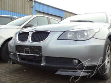 BMW 5 series E60 (2003-2007) Front Lip Bumper Spoiler Diffuser Add On