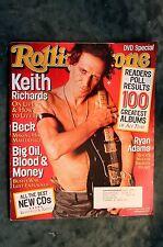 Rolling Stone Magazine - Keith Richards #907 October 17, 2002 (B)