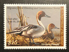 TDStamps: US Federal Duck Stamps Scott#RW75 $15 Mint NH OG