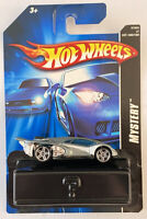 2007 Hotwheels Mystery Car Side Draft 7/24 Very Rare!