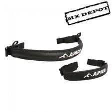 APICO ENDURO FRONT & REAR EXTREME PULL STRAPS KTM EXC125 EXC200 EXC250 EXC300