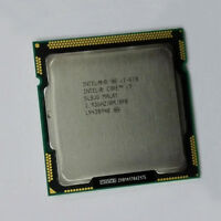 Intel Core i7-870 Quad Core 2.93GHz 8MB Socket LGA1156 95W SLBJG 95W Processor