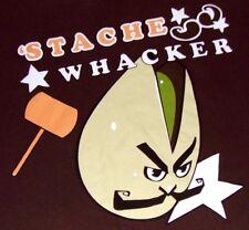 Rare! Stache Wacker - Left For Dead 2 - Video Game T Shirt - 2XL