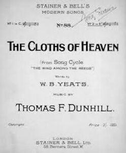 The Cloths of Heaven (C - E)