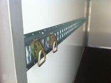 Rail d'arrimage 3050 x 132 x 11,5 mm remorque - utilitaire ou autre