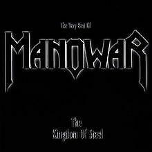 The Kingdom of Steel - The Very Best of von Manowar | CD | Zustand sehr gut