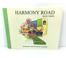 Harmony Road Book Three Piano Book Paperback