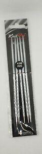 Knitpro Nova Metals DPN's - 15cm  -  4.00mm