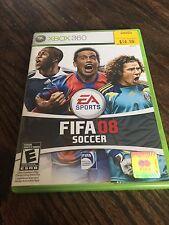 Fifa Soccer 08 Xbox 360 Cib Game XG2