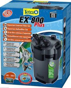 TetraTec EX800 External Filter Fish Tank Filtration Canister