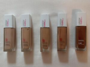 Maybelline SuperStay Full Coverage 24Hr Foundation ~ Choose From 28 Shades