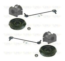FORD KA FRONT TOP STRUT MOUNTING ANTI ROLL BUSHES AND DROP LINKS 2 YEAR WARRANTY
