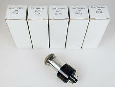 5 Pcs  NOS Raytheon JAN 0D3A OD3A Regulator Tubes NIB