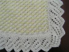 Pretty design knitting pattern for Baby's Blanket